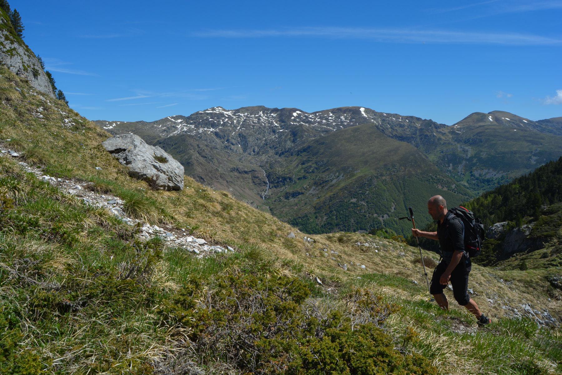 Pic de Girantès, Auzat, France 13