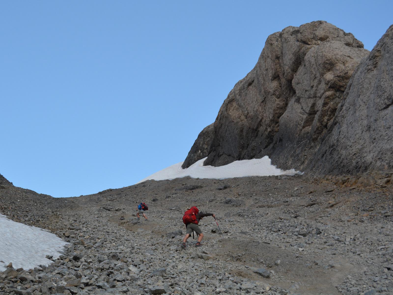 Monte Perdido et Faja de las Flores, Jour 1, Ordesa, Aragon, Espagne 48