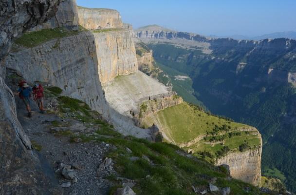Faja de los Flores, Monte Perdido J2, Aragon 2