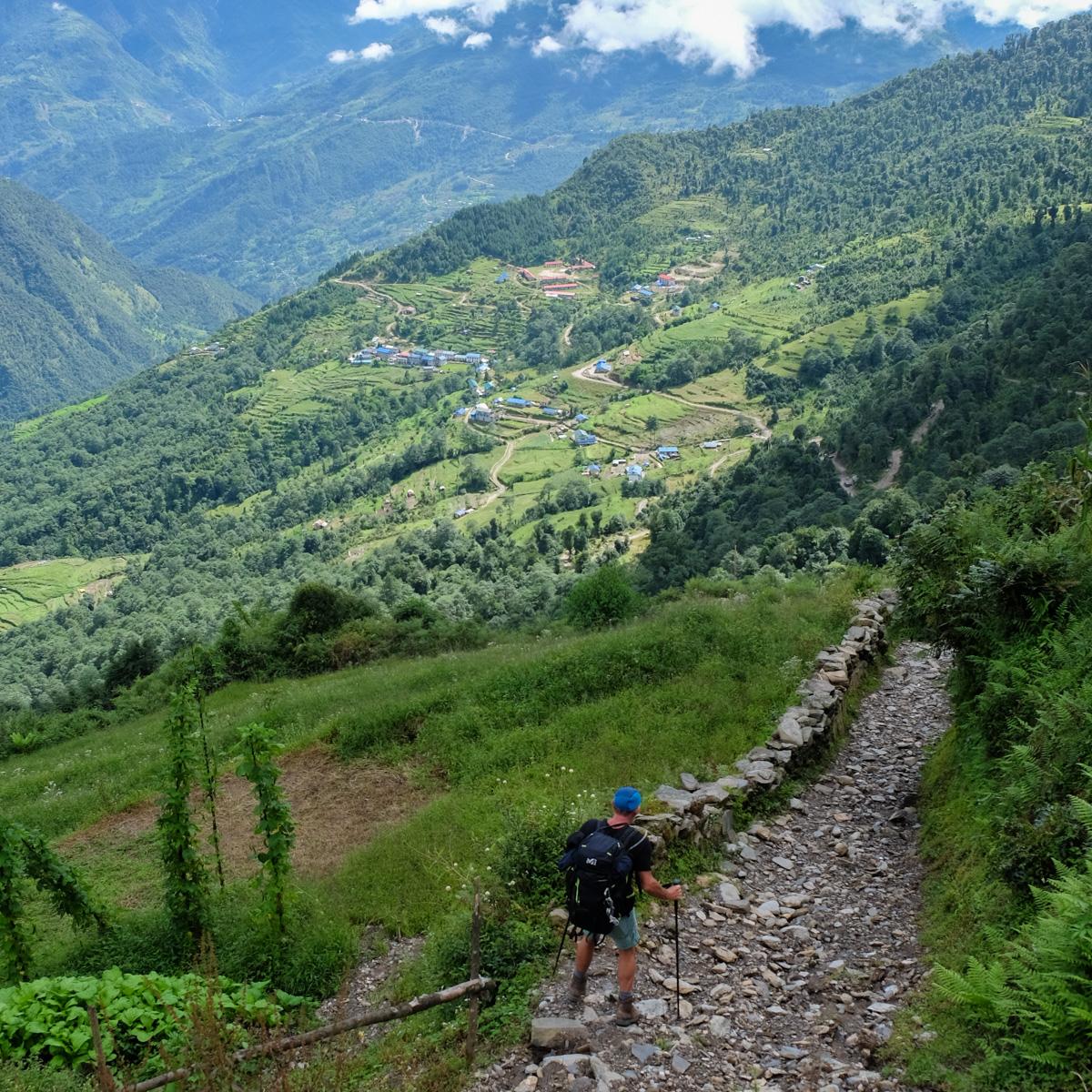 Route du Khumbu, Everest 3 pass #1 18