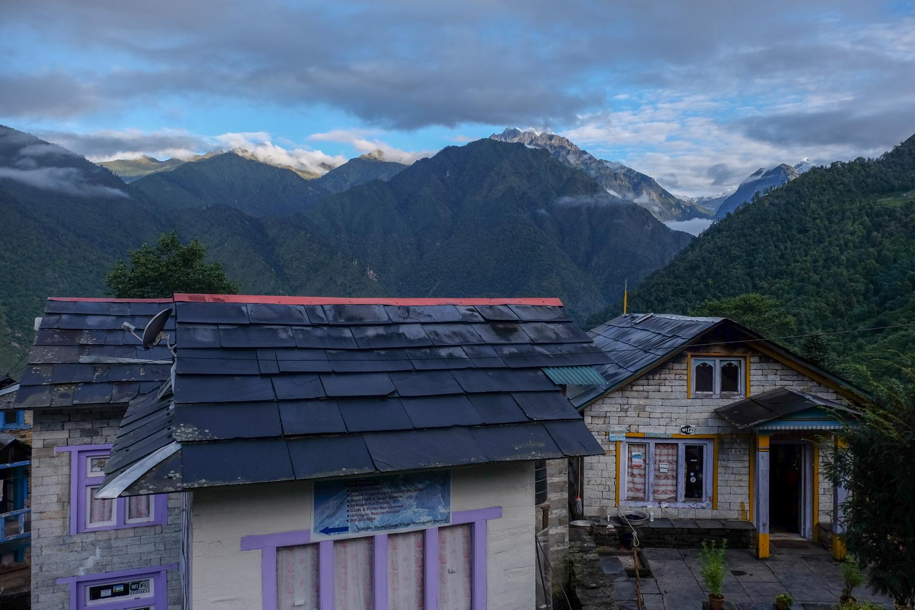 Route du Khumbu, Everest 3 pass #1 26