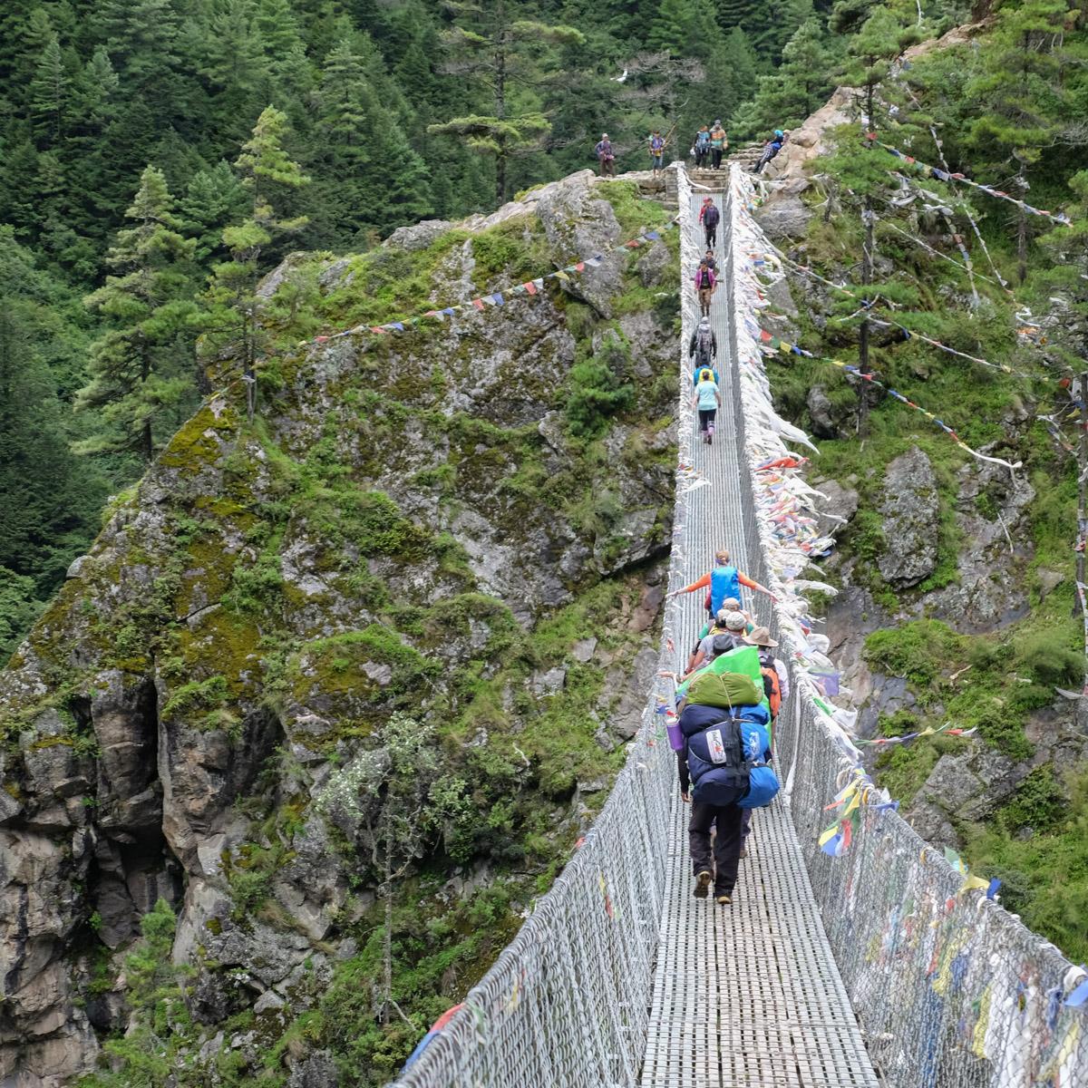 Route du Khumbu, Everest 3 pass #1 47