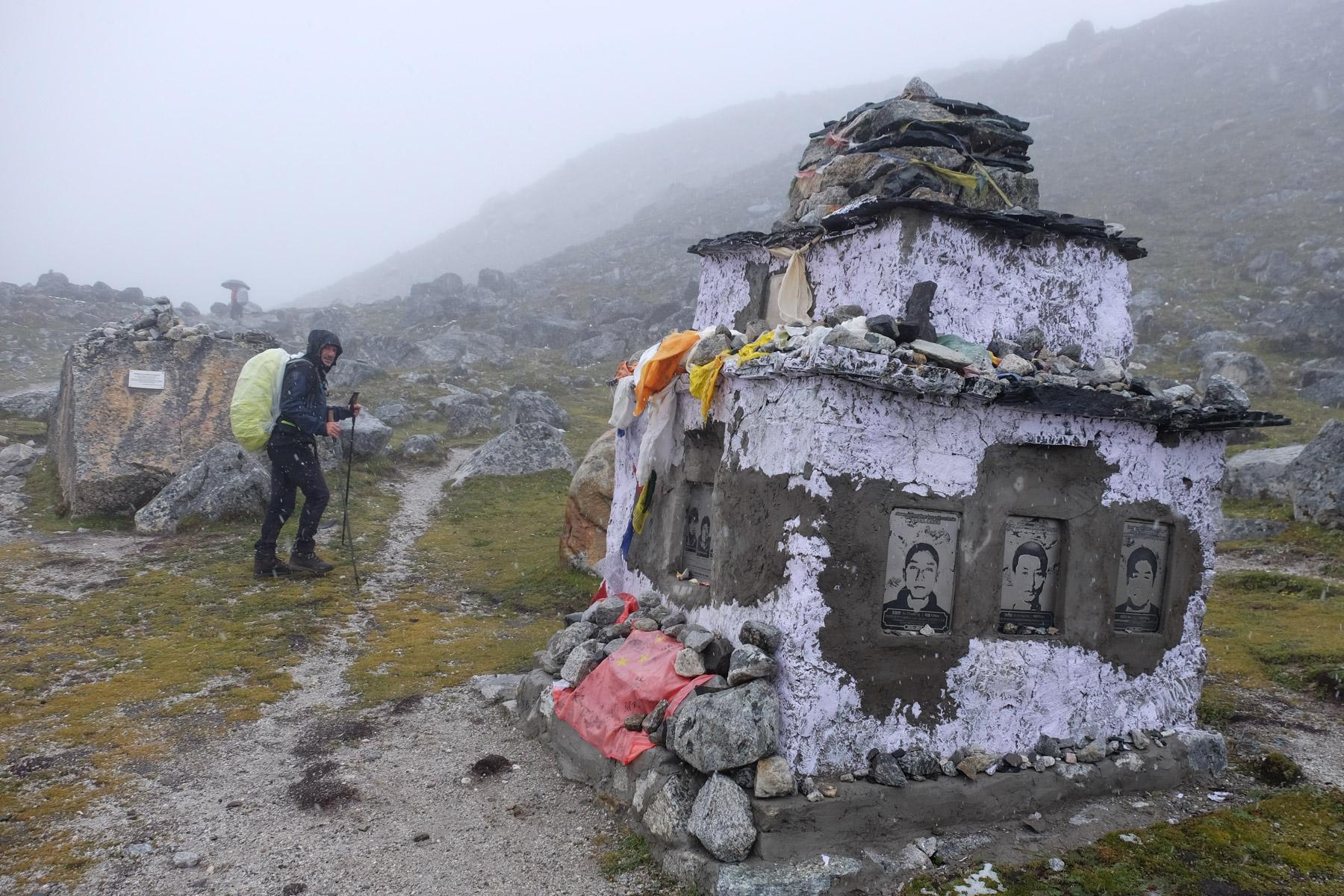 Everest Base Camp, Everest 3 pass #2 25