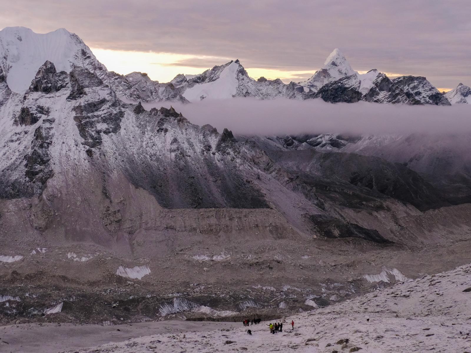 Kala Patthar & Gokyo, Everest 3 pass #3 2