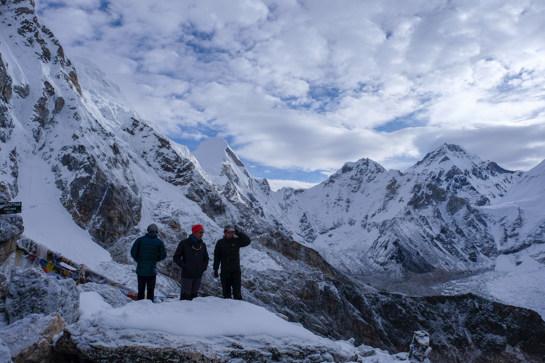 Kala Patthar & Gokyo, Everest 3 pass #3 12