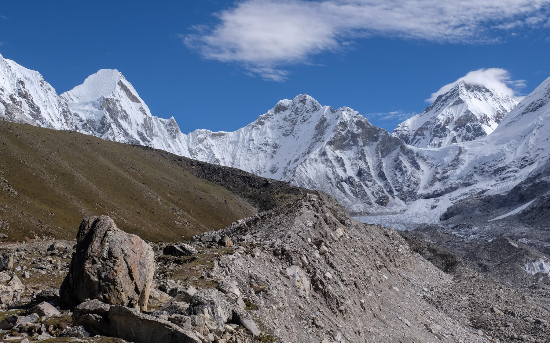 Kala Patthar & Gokyo, Everest 3 pass #3 23