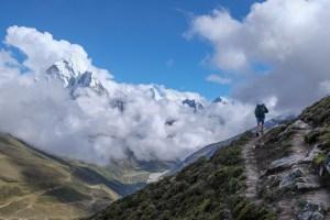 Kala Patthar & Gokyo, Everest 3 pass #3 36