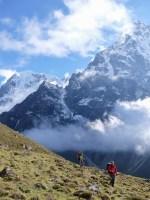 Kala Patthar & Gokyo, Everest 3 pass #3 40