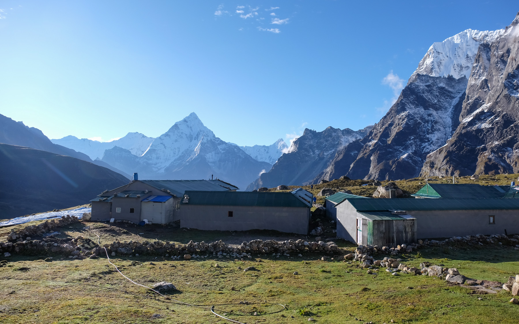 Kala Patthar & Gokyo, Everest 3 pass #3 39