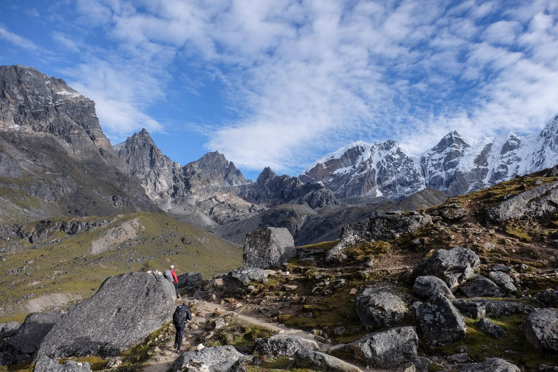Kala Patthar & Gokyo, Everest 3 pass #3 41