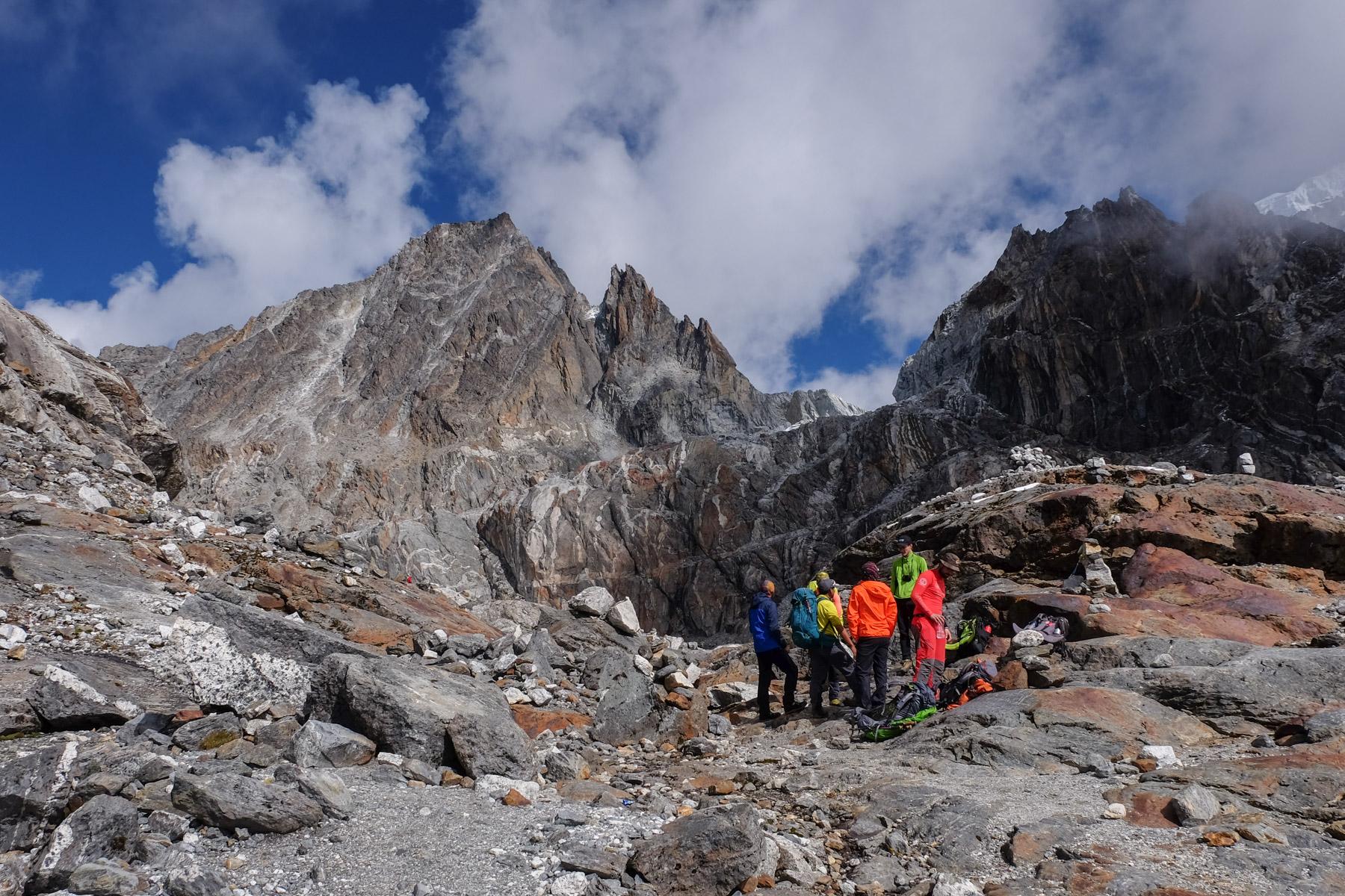 Kala Patthar & Gokyo, Everest 3 pass #3 48