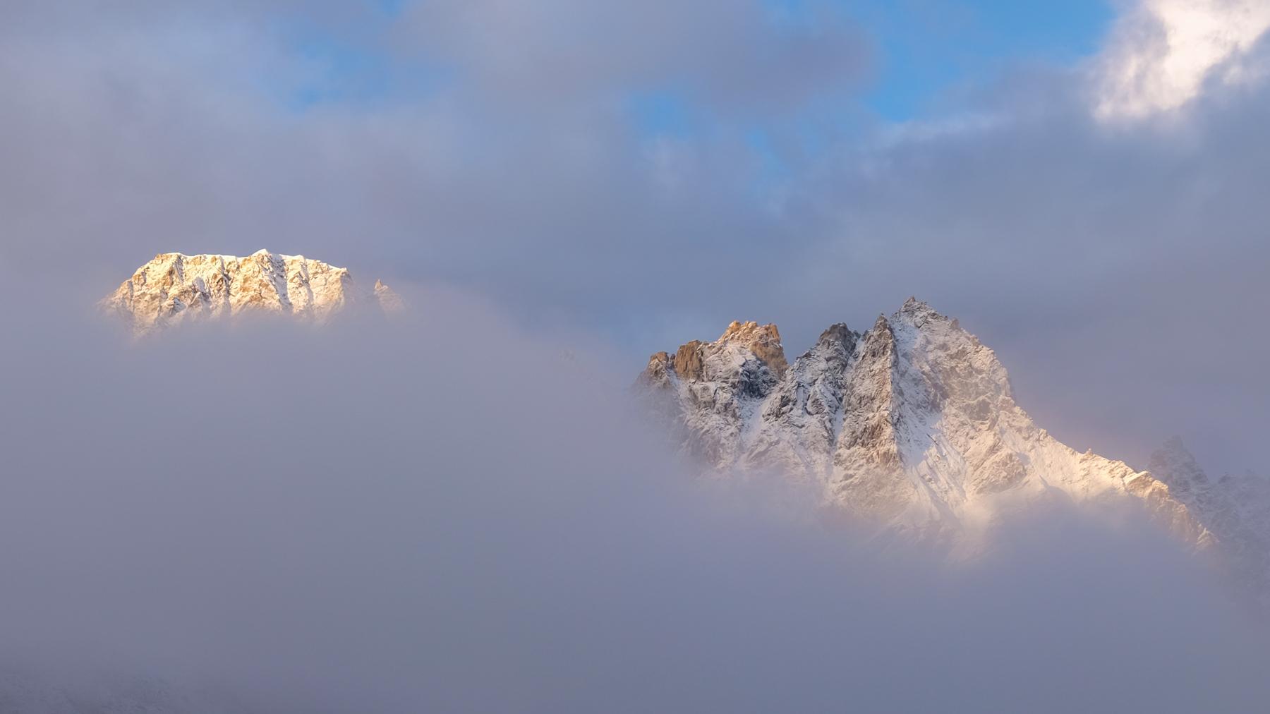 Kala Patthar & Gokyo, Everest 3 pass #3 67