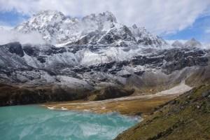 Kala Patthar & Gokyo, Everest 3 pass #3 78