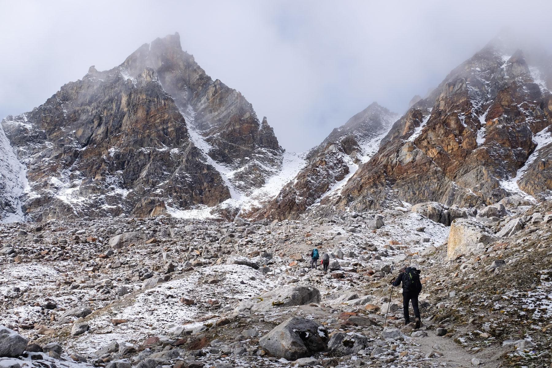 Kala Patthar & Gokyo, Everest 3 pass #3 80