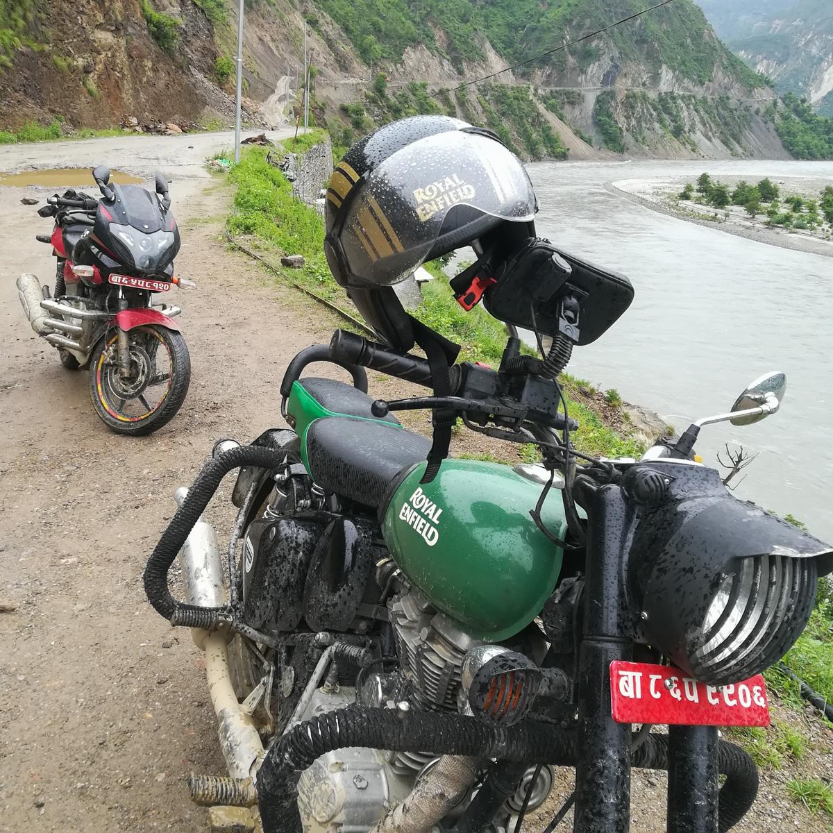 Back to Kathmandu, Everest 3 pass #4 32
