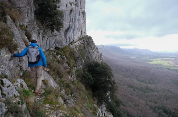 Sentier Estruch, Sainte Baume, Var 2