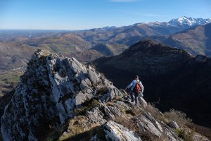 Les crêtes du Pibeste, Pyrénées Centrales 46