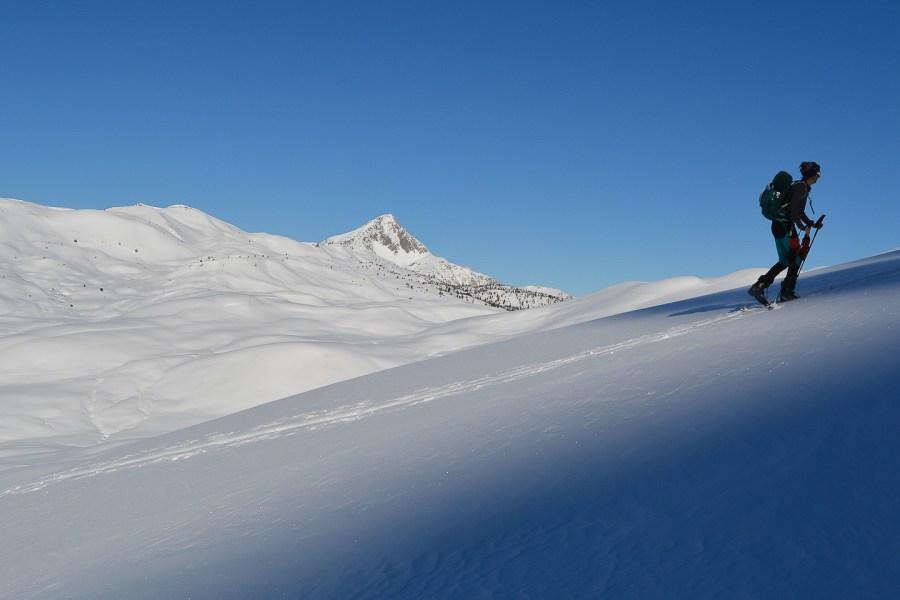 À propos du ski de randonnée 2