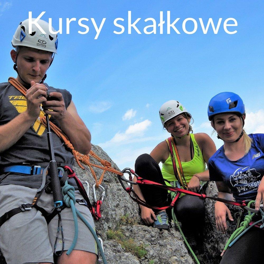 Akademia Wspinania climb2change - kurs skałkowy, kurs wspinaczki dla początkujących