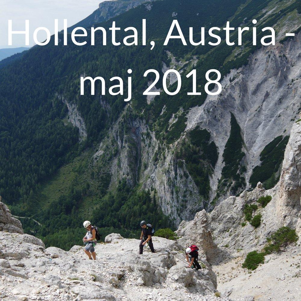 Wspinanie w Austrii, obóz wspinaczkowy w Hollental, Akademia Wspinania climb2change
