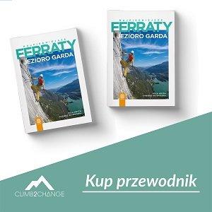 Kup rzewodnik Najpiękniejsze Ferraty - Jezioro Garda