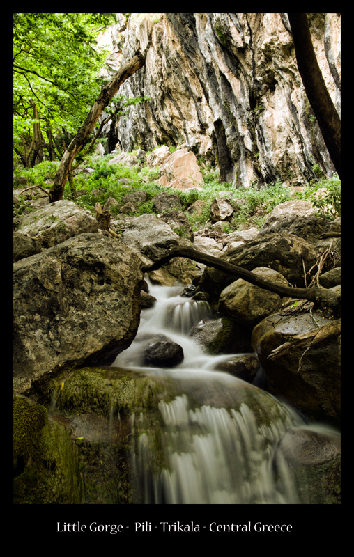 Trikala region - Little Gorge Pili (1/5)