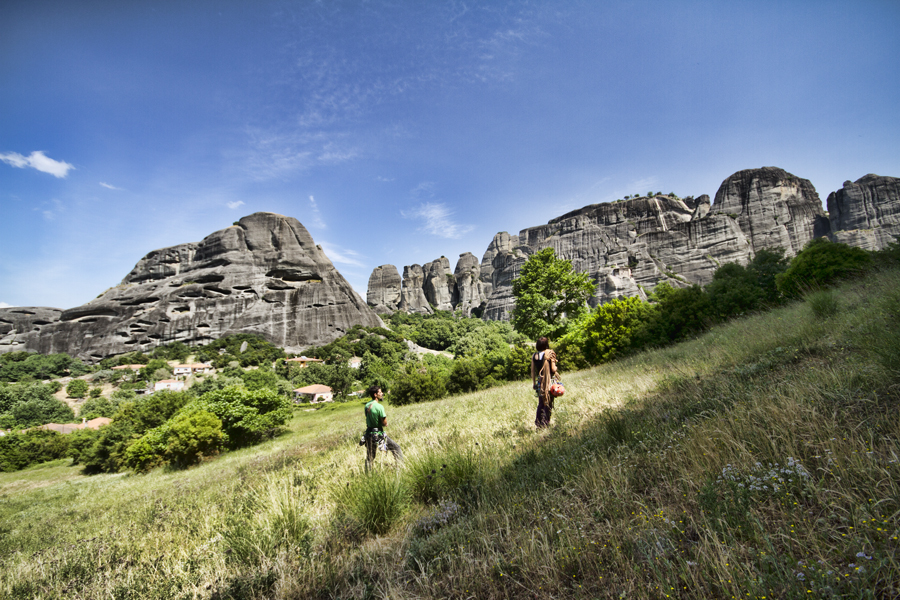 ...Meteora...climbing in the Promised Land! (3/6)