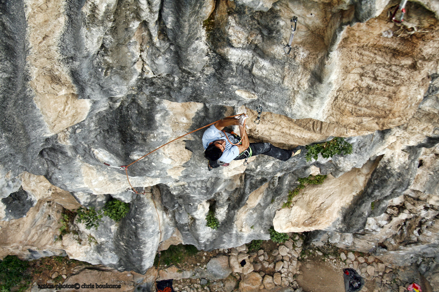Sport Climbing at Pili's Little Gorge - Trikala - Best summer destination in Central Greece (2/6)