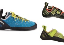 Beginner Rock Climbing Shoes/ Rock Climbing Cost