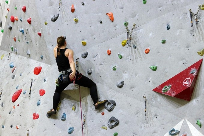 Rock Climbing in the Olympics