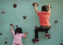 Benefits Of Rock Climbing For Kids