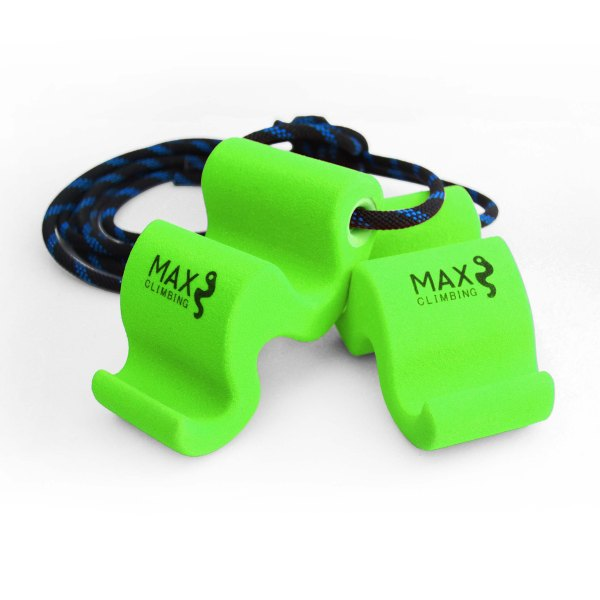 Maxgrips fluo green