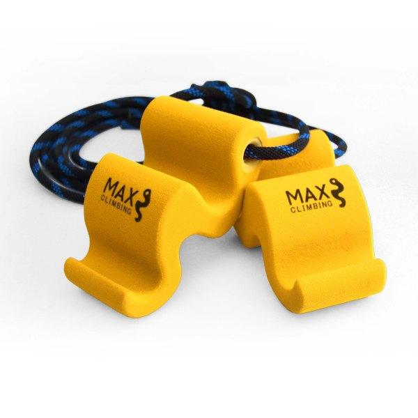 Maxgrips yellow