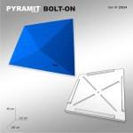 PYRAMIT Unique 4 – BOLT-ON- base