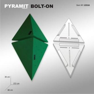 PYRAMIT Unique 6 – BOLT-ON- base