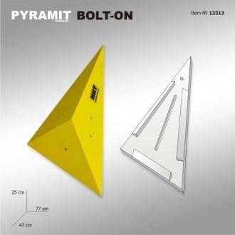 PYRAMIT Unique 3 – BOLT-ON- base