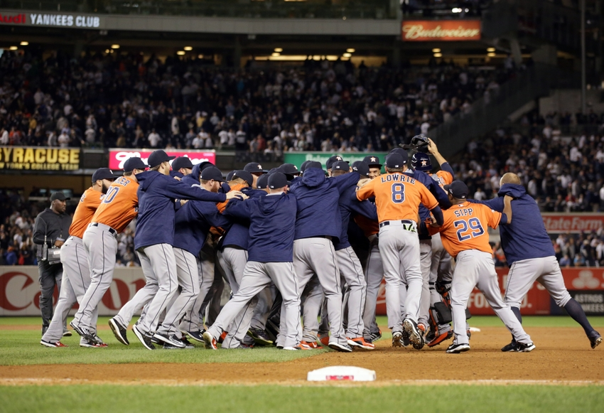 Image result for astros wild card game 2015