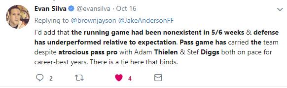 Evan Silva Tweet 2