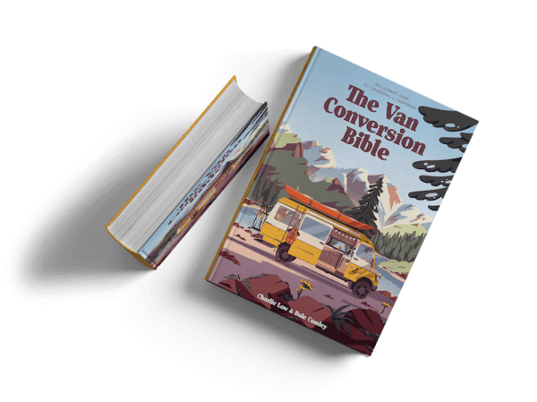 the van conversion bible the ultimate guide to converting a campervan