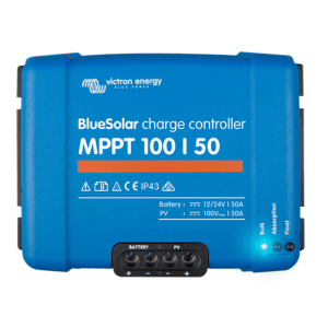 Victron Energy Charge Controller Blue solar MPPT 100-50