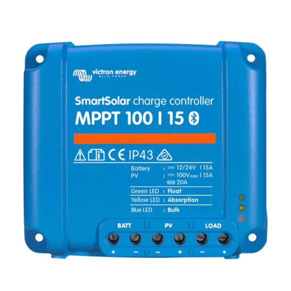 Victron Energy SmartSolar charge controller MPPT 100 15