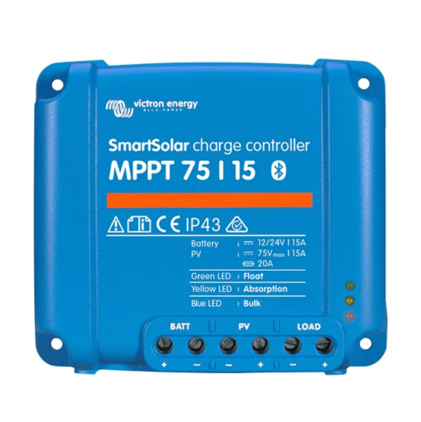 Victron Energy SmartSolar charge controller MPPT 75 15