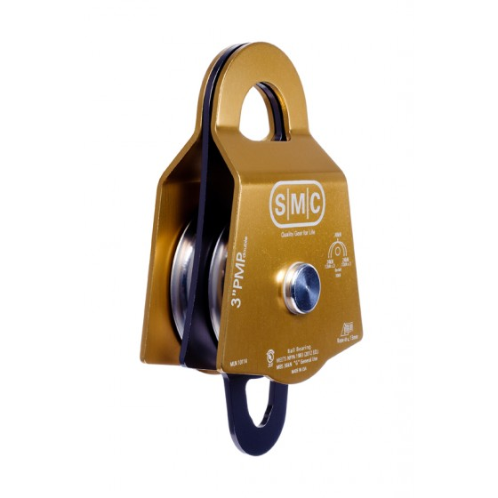 """3"""" Double Aluminum Prusik Minding Pulley """"PMP"""""""