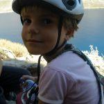 child climbing equipment