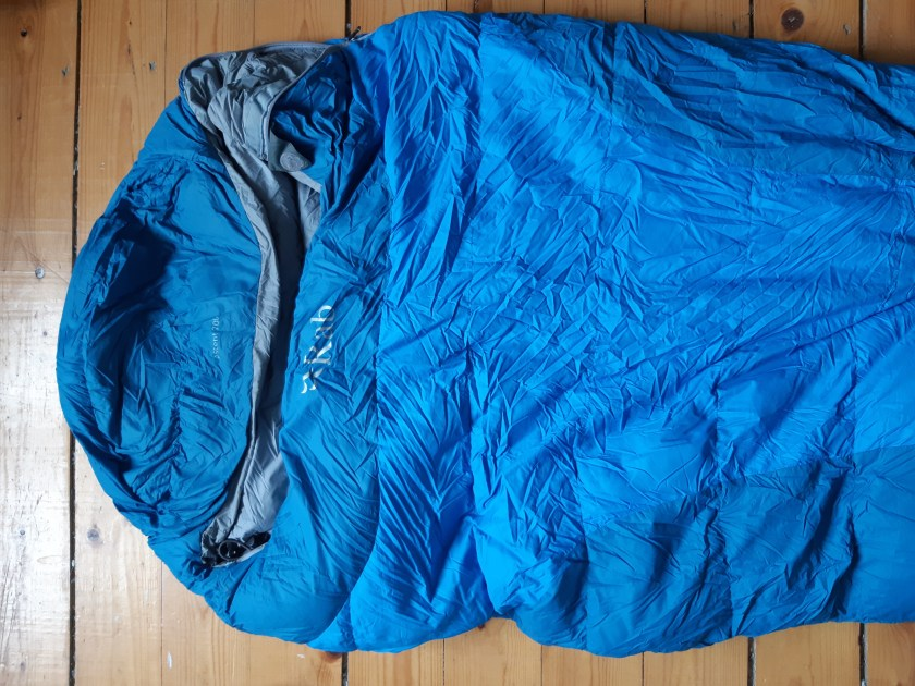 RAB Sleeping bag