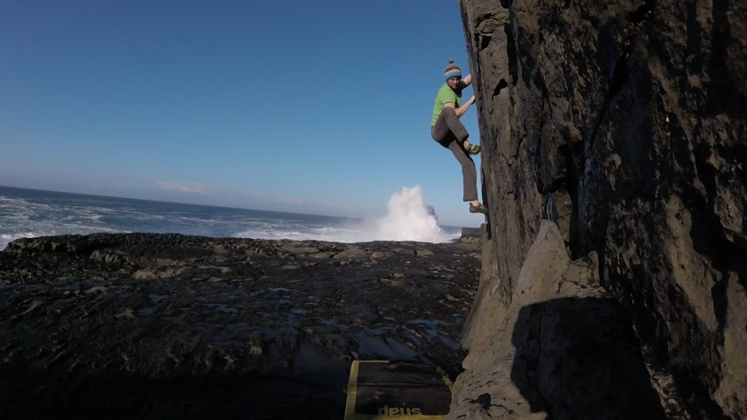 West of Ireland Bouldering