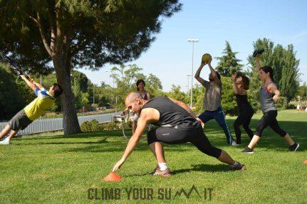 circuito grupo Climb your Summit