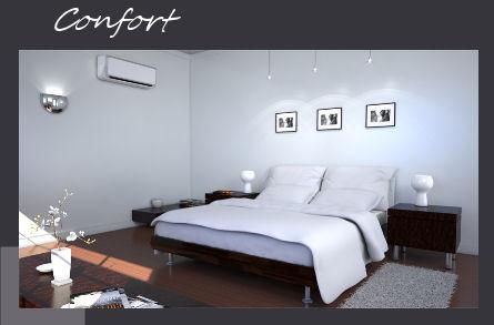 Climatisation confort