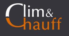 Clim&chauff Logo