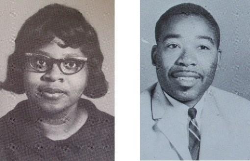 Mrs. Rubye Brown & Mr. Elijah Robinson